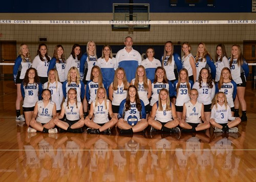 2020-21 volleyball team